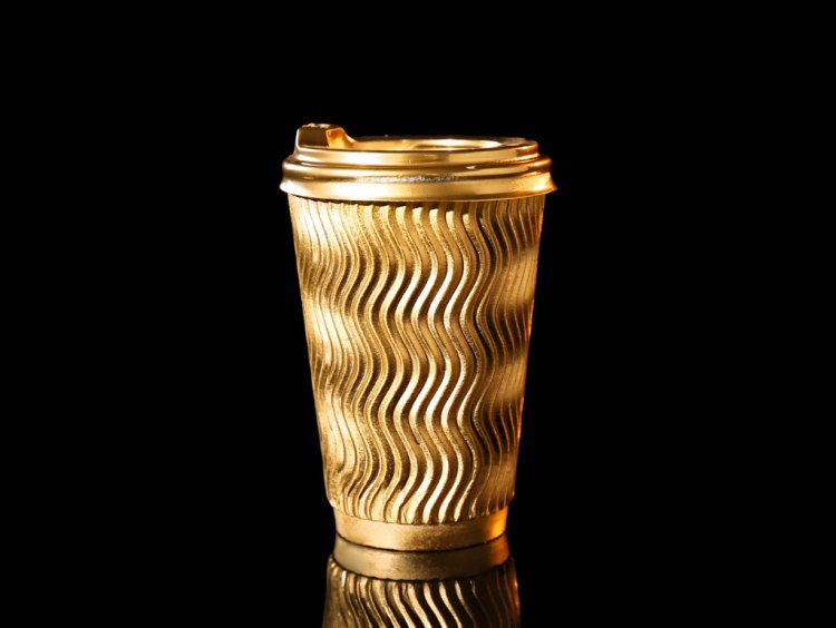 Good as Gold: The Symbolism and Design Power Color Gold — Imitation Gold