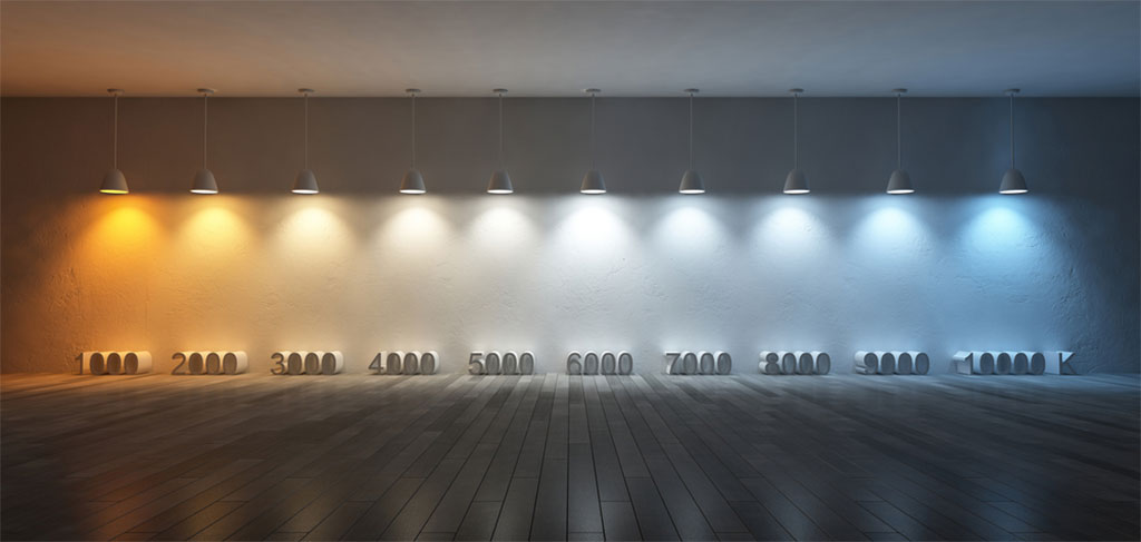Kelvin Scale Breakdown: What Every Color Temperature Looks Like — Light Temperature Example