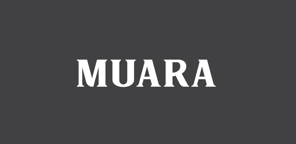 Безплатен модерен шрифт - Muara