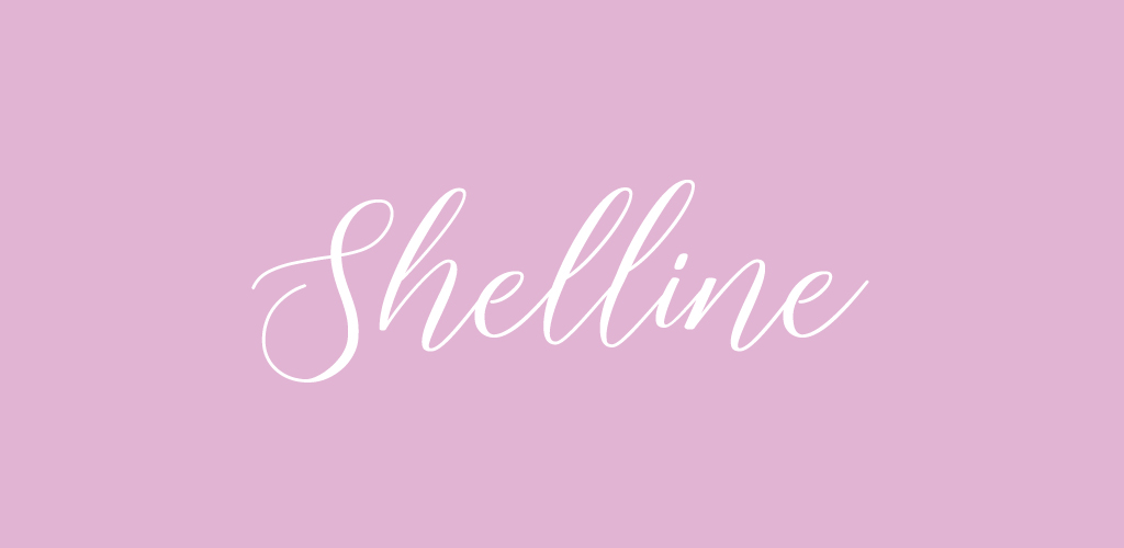 Free Wedding Font — Shelline