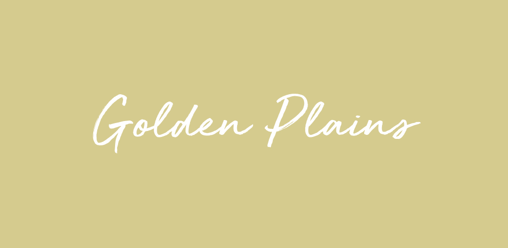 Free Wedding Font — Golden Plains