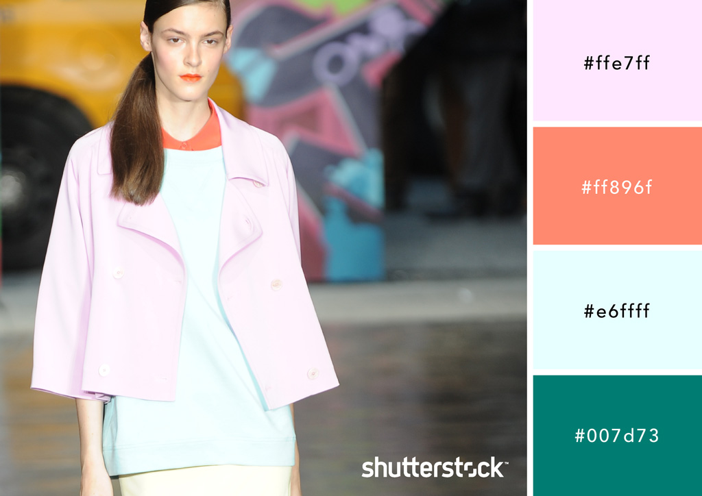Subtle but Powerful: Using Pastel Colors in Your Designs — Retro Sport