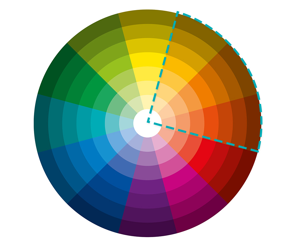 Cozy and Luxurious: Using Earth Colors in Your Designs — Color Wheel