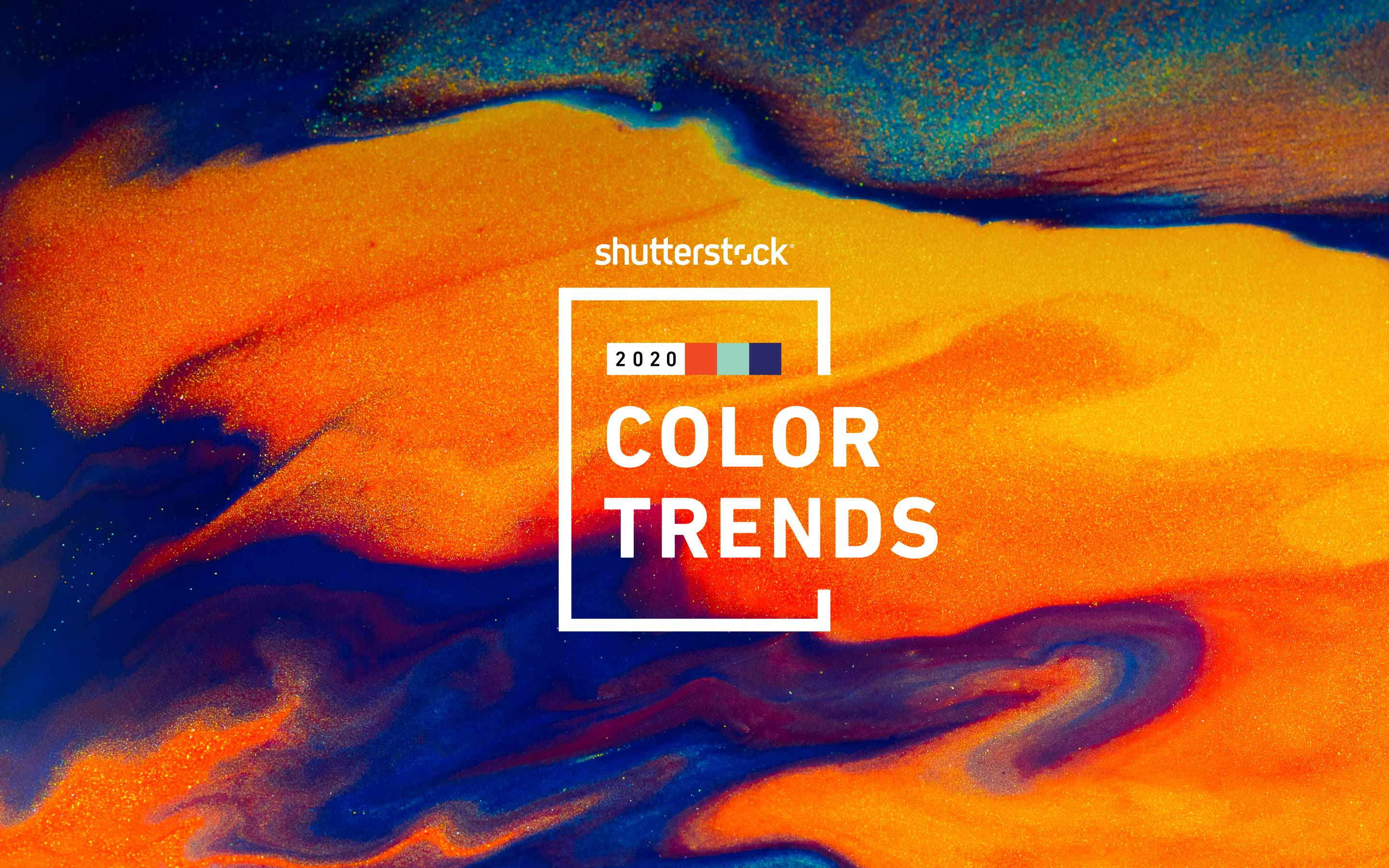 Color Trends 2020 See The Spectrum Shutterstock