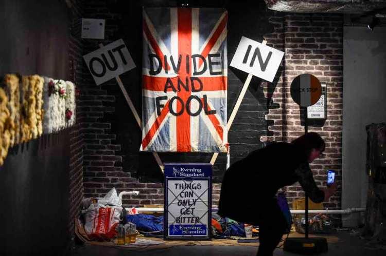 Brexit Protest Design