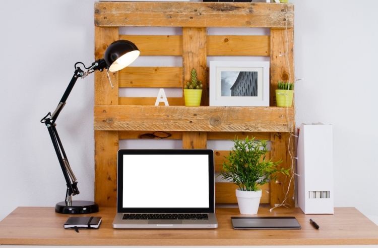 Working from Home: Creative Office Setups We Love — DIY Your Workspace