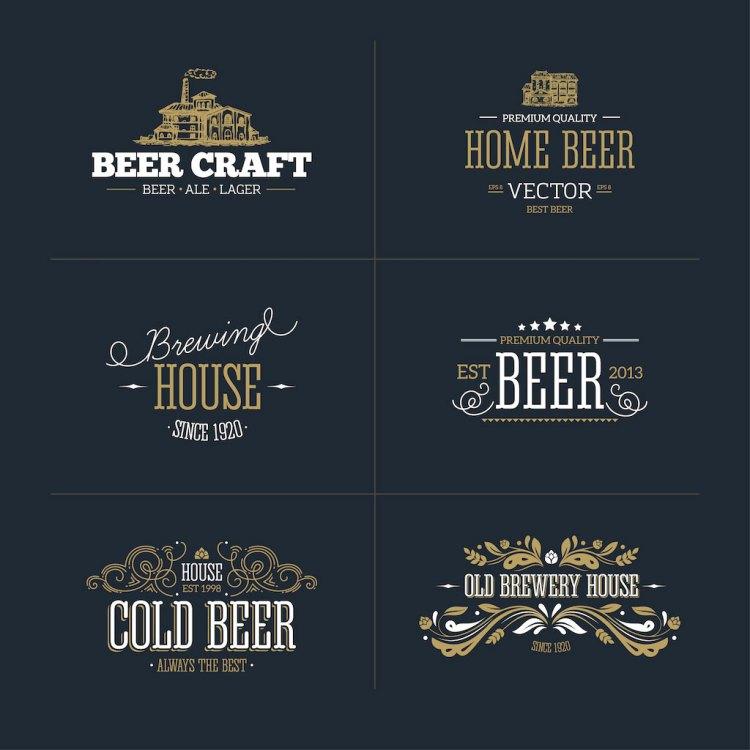 Designing Memorable Beer Labels: The Art of the Craft — Design Meeting Art