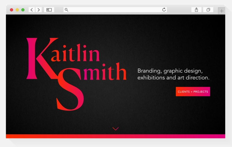 Black Backgrounds on Websites: How to Do It Right — Black Backgrounds and Neon Gradients