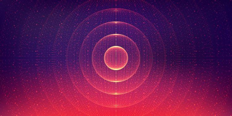 Interstellar Space Background