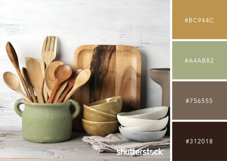 A Soothing Neutral Palette