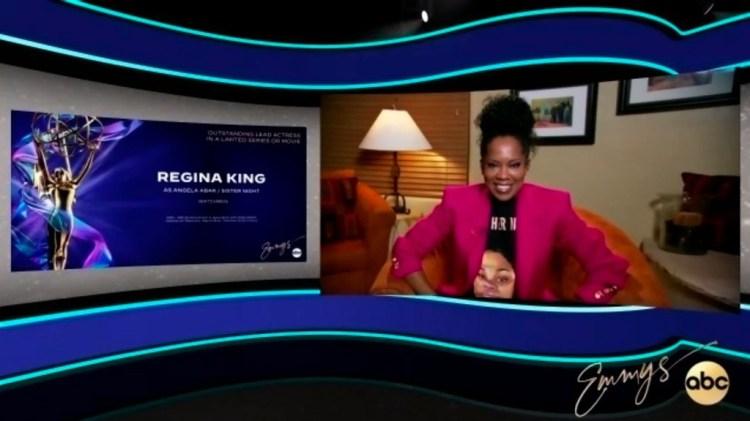Regina King Interview