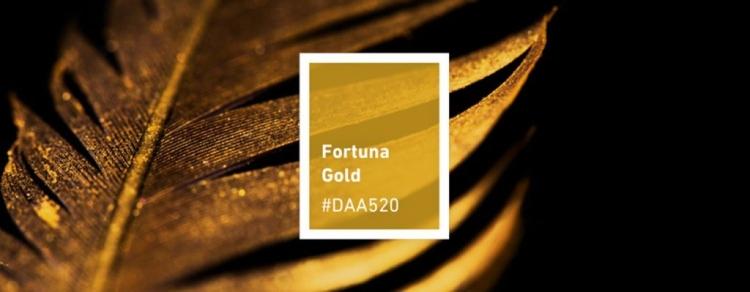 Fortuna Gold Banner