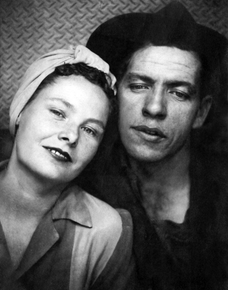 1940s-Era Portrait