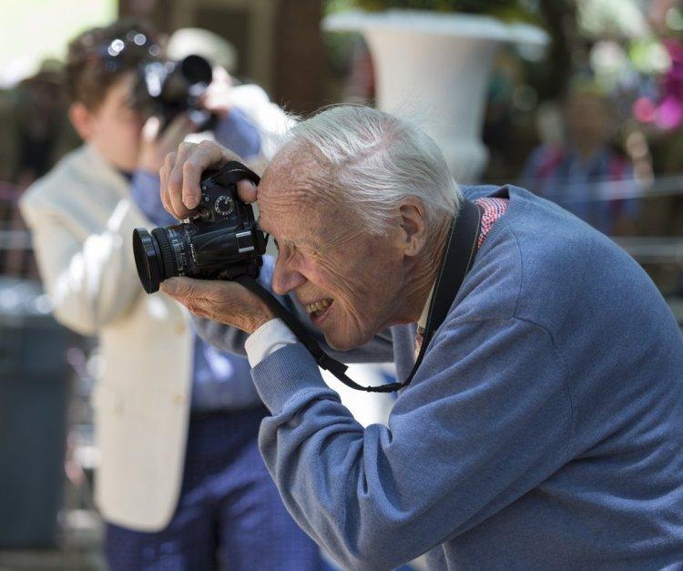 Photographer Bill Cunningham