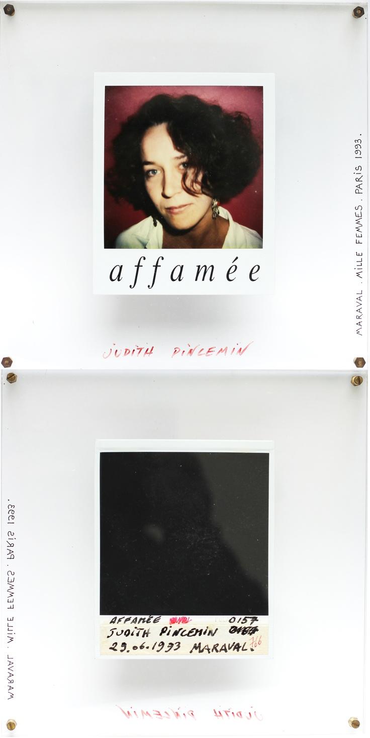Affamée - 1993 -Pierre Maraval -Collection particulière